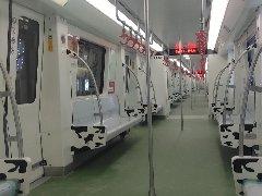 地铁空调维保清洗消毒